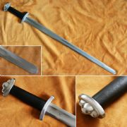 Viking Re-enactment / Practice Sword - 10th Century - Darksword Armory